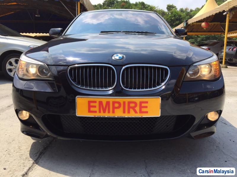 BMW 5 Series 2015 in Selangor