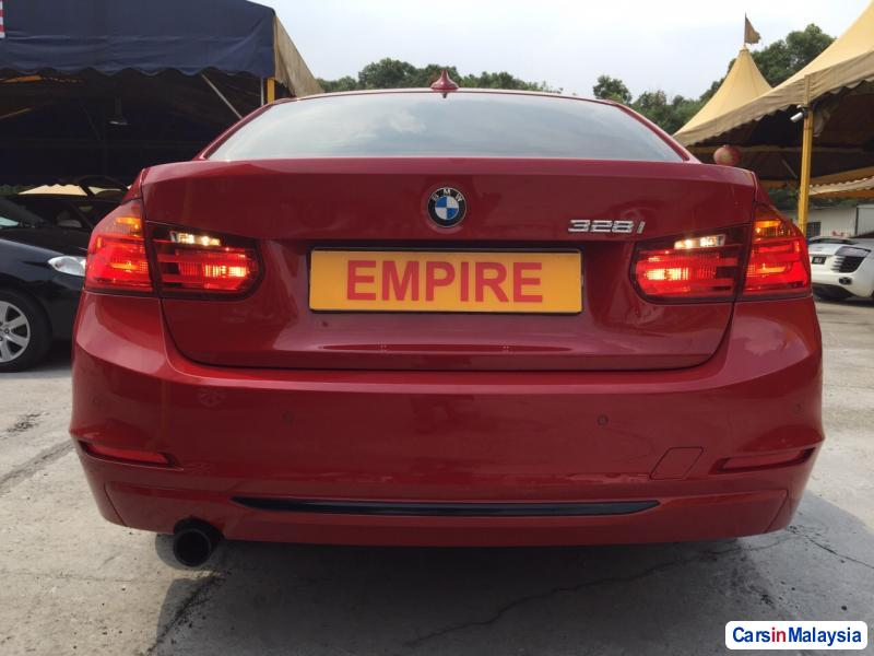 BMW 3 Series Automatic 2013 in Selangor