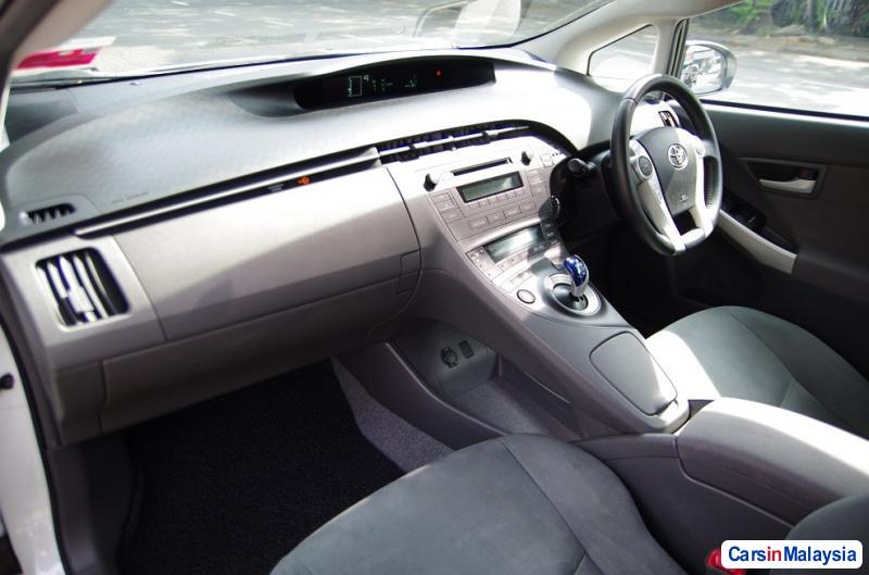 Toyota Prius Automatic 2010 in Malaysia