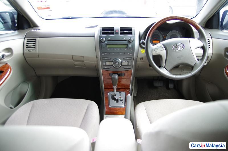 Toyota Altis Automatic 2008 in Malaysia