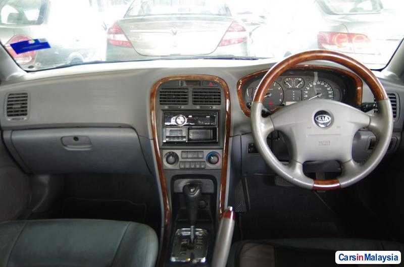 Kia Optima Automatic 2005 in Malaysia