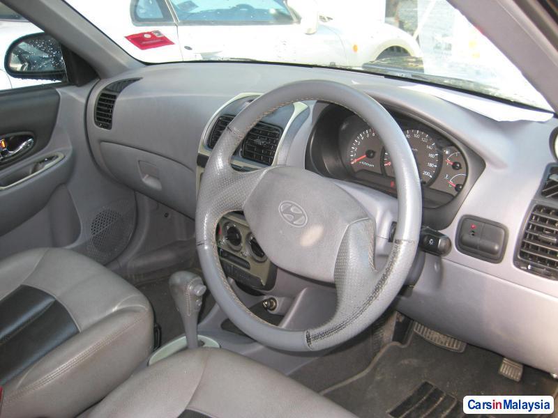Hyundai Accent Automatic 2005 in Malaysia