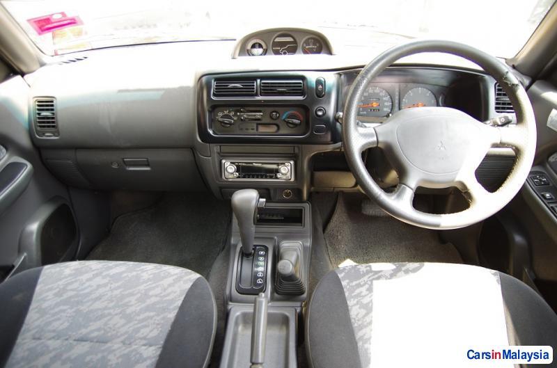 Mitsubishi Storm Automatic 2003 in Malaysia