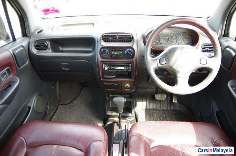 Perodua Kenari Automatic 2001 - image 4