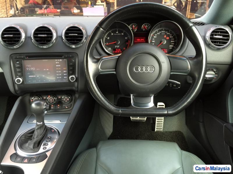 Audi TT Manual 2012 in Malaysia