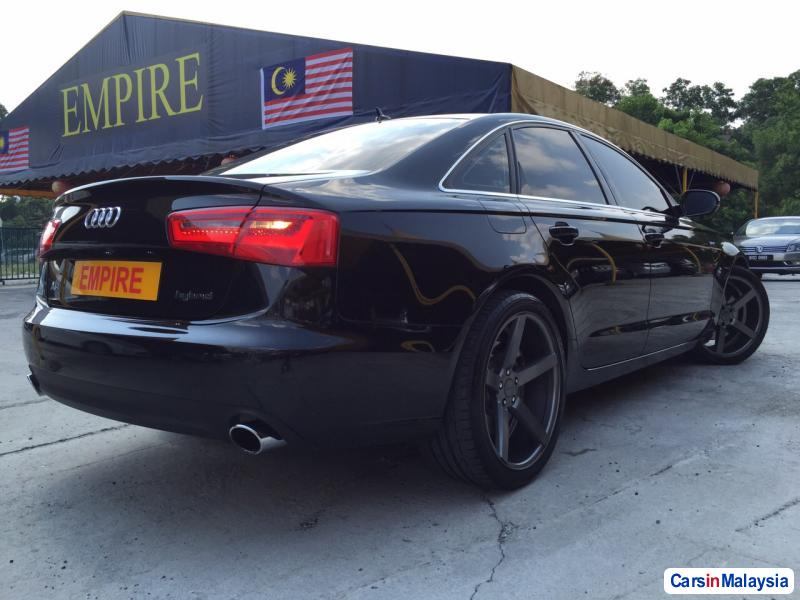 Audi A6 Automatic 2013 in Malaysia