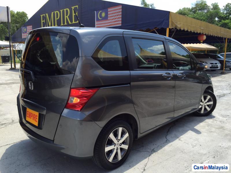 Honda Freed Automatic 2010 in Malaysia