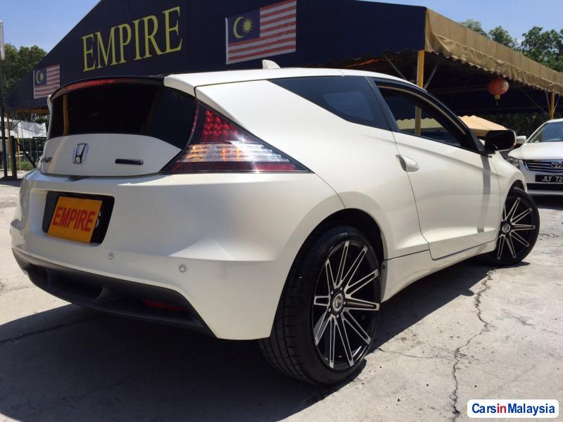 Honda CR-Z Automatic 2012 in Malaysia