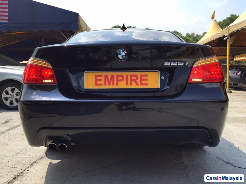 BMW 5 Series 2015 in Malaysia
