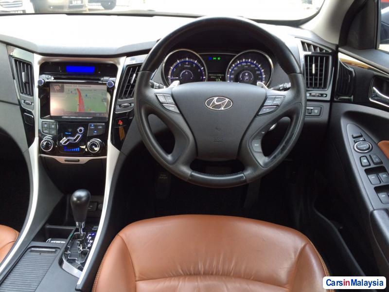 Hyundai Sonata Automatic 2011 in Malaysia