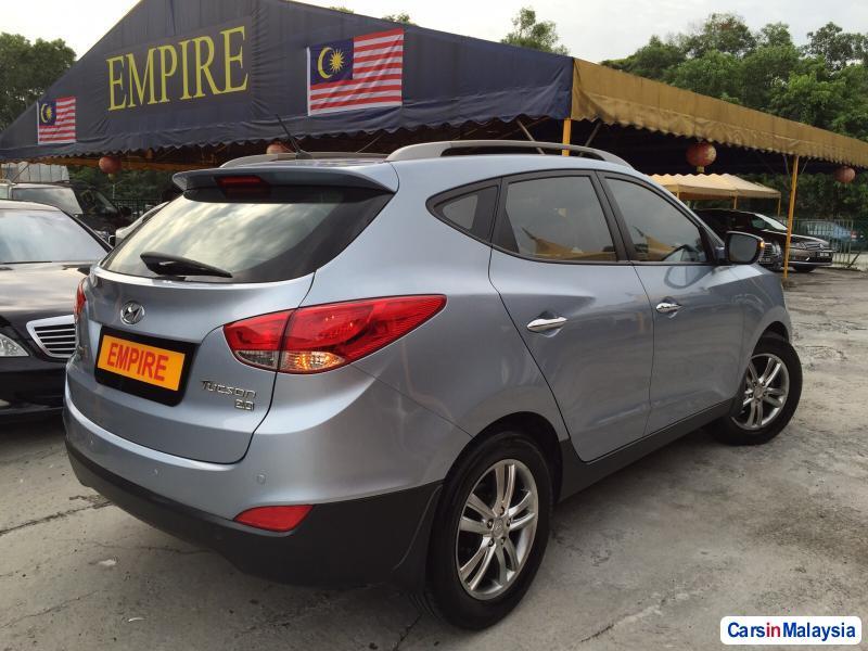 Hyundai Tucson Automatic 2012 in Malaysia