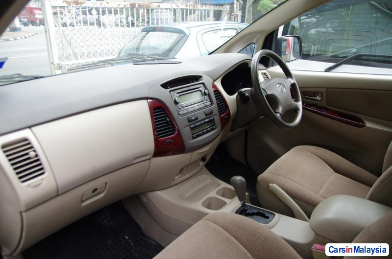 Picture of Toyota Innova Automatic 2006 in Penang