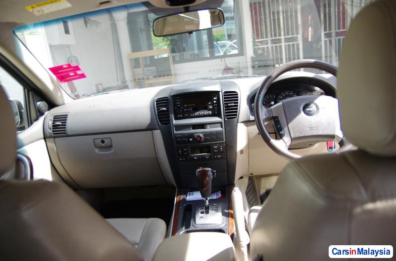 Picture of Kia Sorento Automatic 2005 in Penang