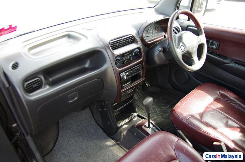 Perodua Kenari Automatic 2001 - image 5