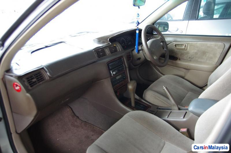 Picture of Toyota Camry Automatic 1999 in Penang