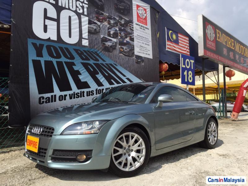 Picture of Audi TT Manual 2012 in Selangor