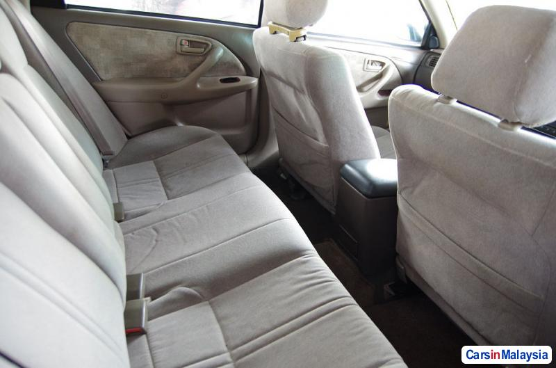 Picture of Toyota Camry Automatic 1999 in Malaysia