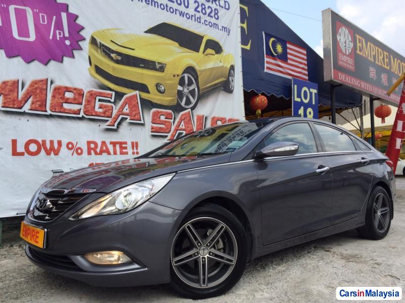 Picture of Hyundai Sonata Automatic 2011 in Malaysia