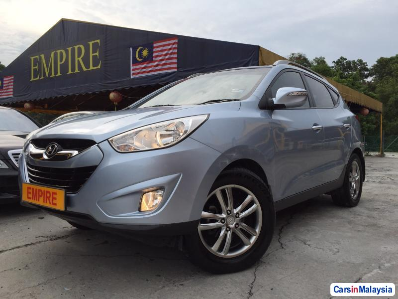 Picture of Hyundai Tucson Automatic 2012 in Malaysia