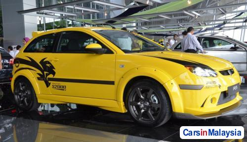 Picture of Proton Satria neo Semi-Automatic