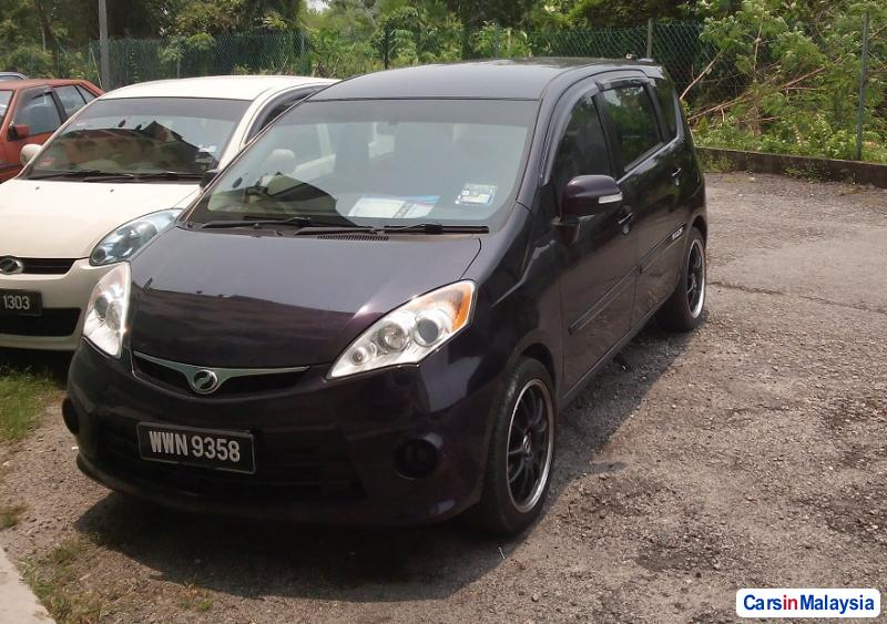 Pictures of Perodua Alza Automatic 2012