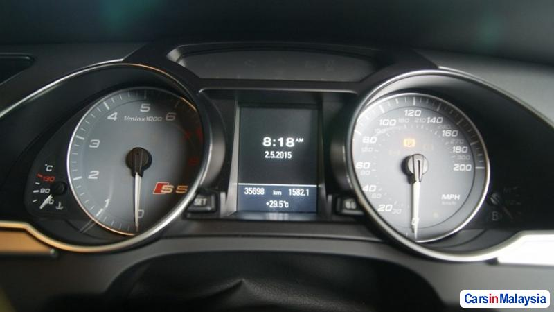 Picture of Audi S5 Automatic 2010 in Kuala Lumpur
