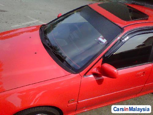 Honda Civic Automatic 1997