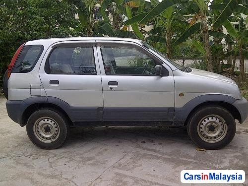 Picture of Perodua Kembara Manual 2002