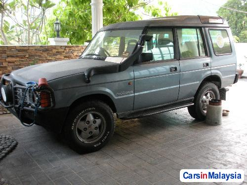 Picture of Land Rover Discovery 1991