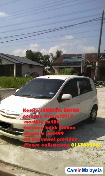 Picture of Perodua Viva Manual 2014