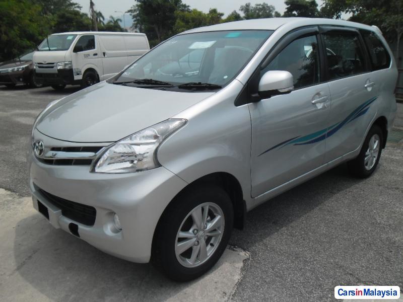 Toyota Avanza Automatic