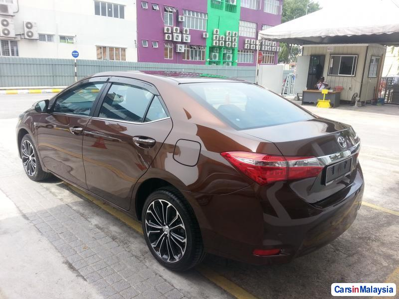 Toyota Altis Automatic in Kuala Lumpur