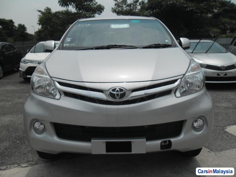 Toyota Avanza Automatic in Kuala Lumpur