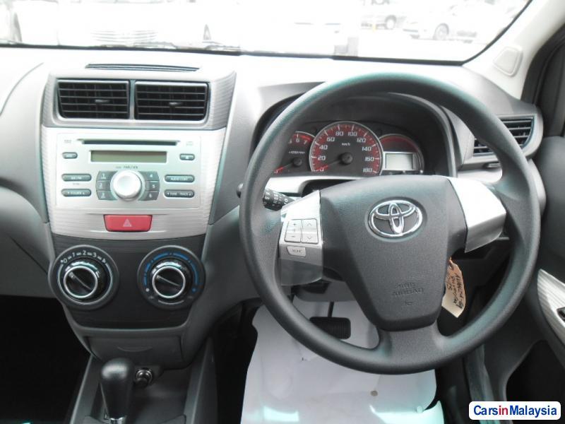 Toyota Avanza Automatic in Malaysia