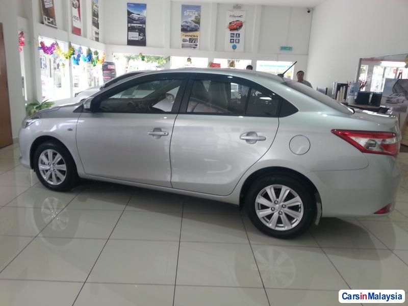 Toyota Vios Automatic in Malaysia