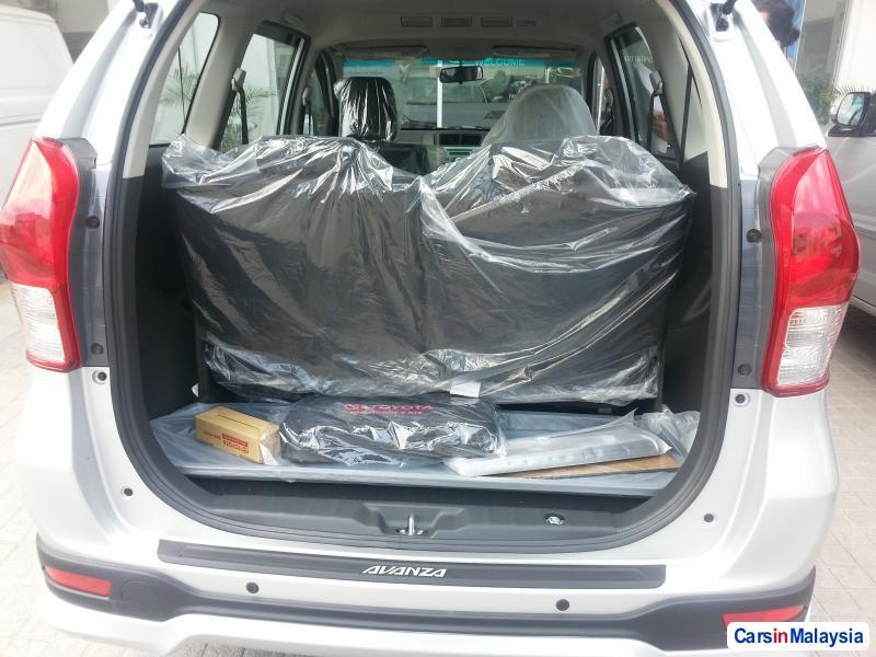 Picture of Toyota Avanza Automatic in Kuala Lumpur