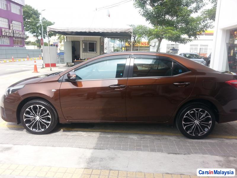 Picture of Toyota Altis Automatic in Malaysia