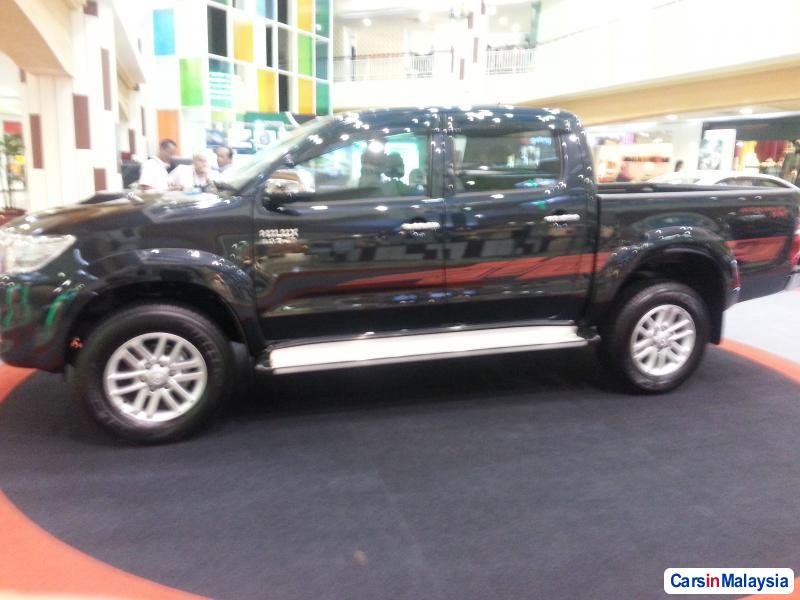 Picture of Toyota Hilux Automatic in Malaysia