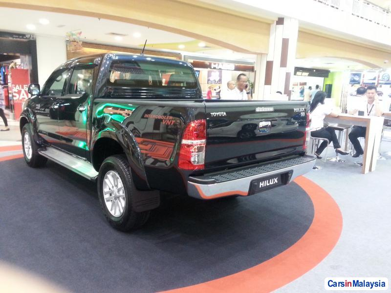 Toyota Hilux Automatic in Malaysia - image