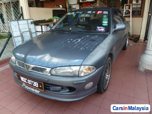 Pictures of Proton Wira Automatic 1997