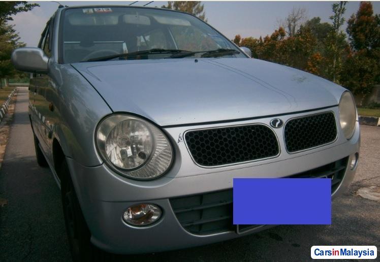 Picture of Perodua Kancil Manual 2006