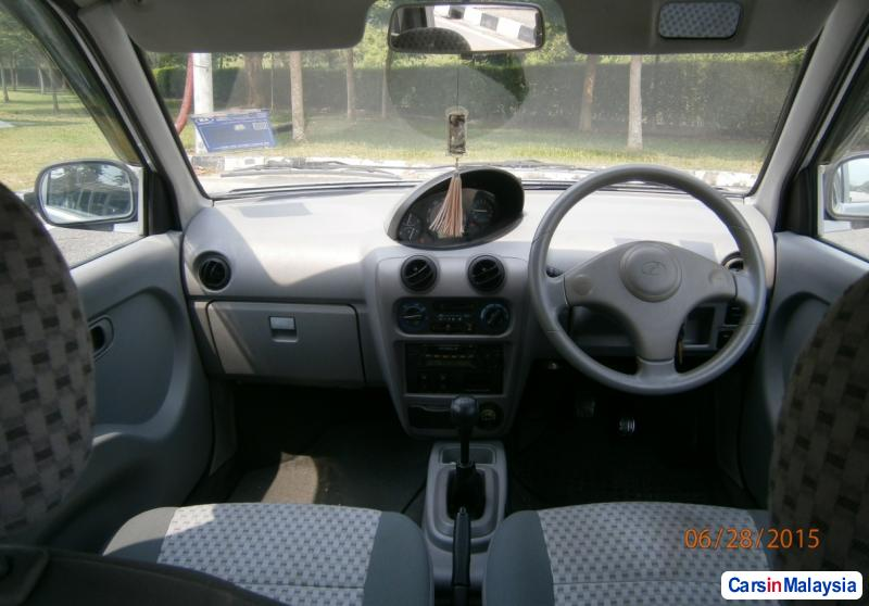 Perodua Kancil Manual 2006 - image 4