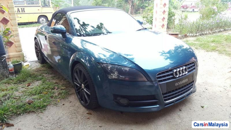 Pictures of Audi TT Automatic 2009