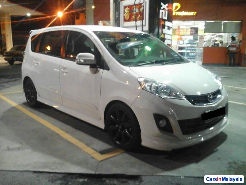 Pictures of Perodua Alza