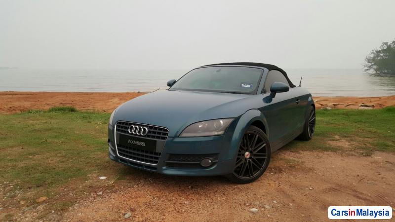 Audi TT Automatic 2009