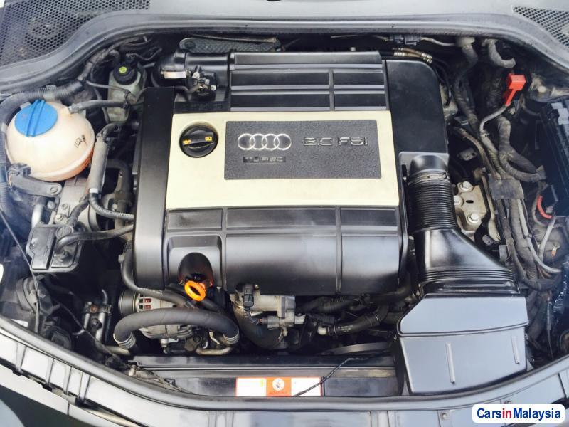 Audi TT in Selangor
