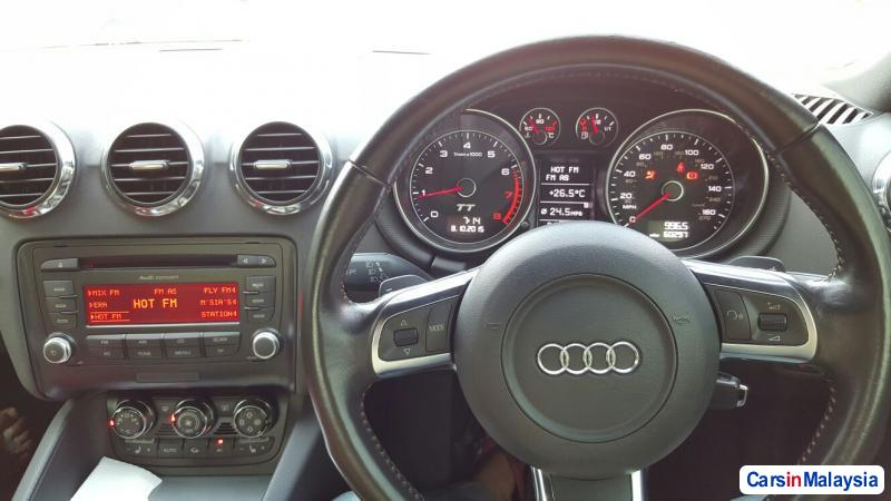 Audi TT Automatic 2009 in Malaysia