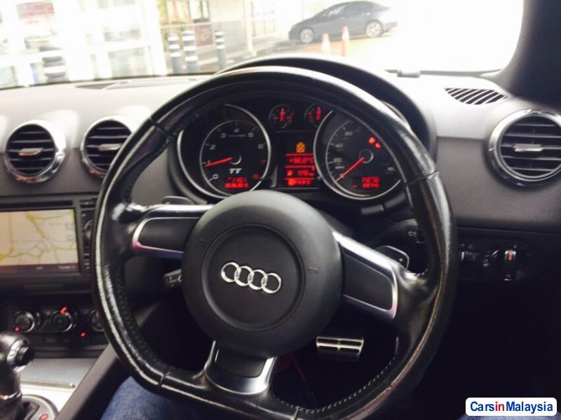 Audi TT in Malaysia