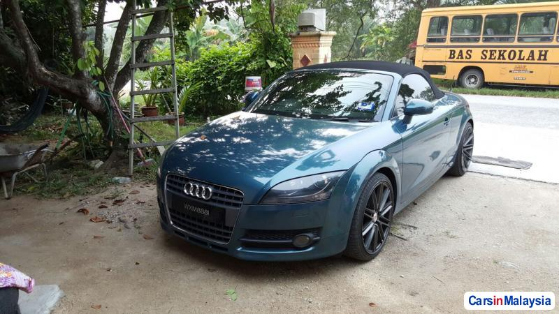Picture of Audi TT Automatic 2009 in Selangor