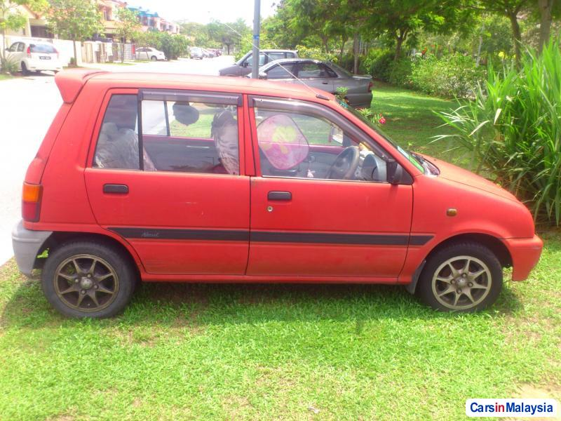 Picture of Perodua Kancil Automatic 1997